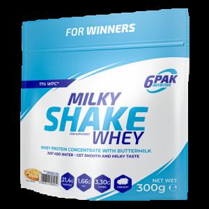 milky shake whey