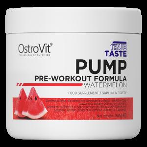 pump pre-workout