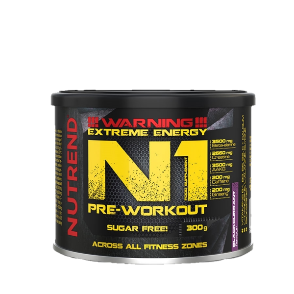 nutrend pre-workout